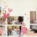 Inside my Album: Princess Party