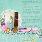 Inside my Album: I Want to be Ariel
