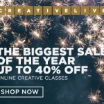 Creative LIVE 40% Off Sale