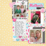 Inside my Album: Mother's Day