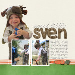 Inside my Album: Sweet Little Sven