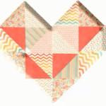 Create a DIY Geometric Heart
