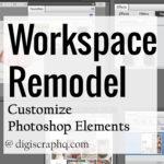 Customizing Photoshop Elements