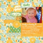 Off the Page: Using Scrapbook Supplies for Party Decorations and Invitations