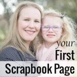 Teach Your Child to Scrapbook
