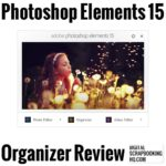 New Features in Photoshop Elements 15 Organizer