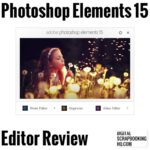 What's New in Photoshop Elements 15