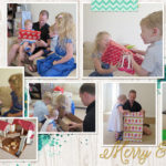 December Down Under Day 24: Opening Presents