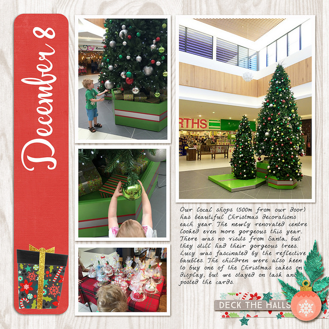 December Down Under Day 8: Christmas Decorations