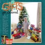 December Down Under: Gifts