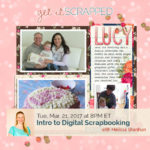 Learn to Scrapbook Live!