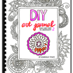 DIY Art Journal – Your Jump Start to Creativity Volume 2