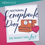 Celebrate inter National Scrapbooking Day 2017 with scrappers worldwide