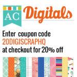 Digital Scrapbooking Supplies at AC Digitals