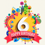 Digital Scrapbooking HQ is Turning 6!