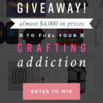 Awesome Giveaway for Crafters!