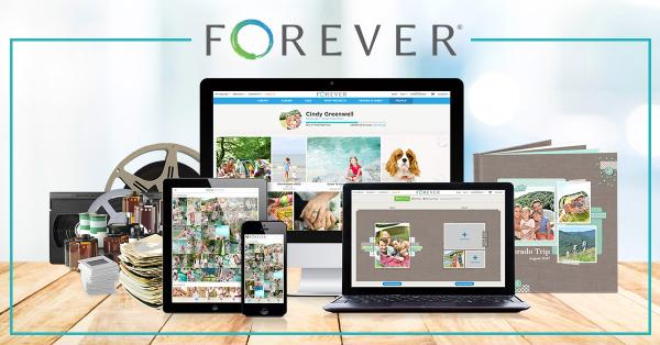 FREE Live Event: Give Your Photos a Forever Home - Digital